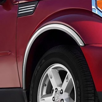 B&I® - Polished Front and Rear Fender Trim