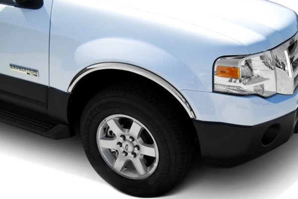 Image may not reflect your exact vehicle! B&I® - Fender Trim