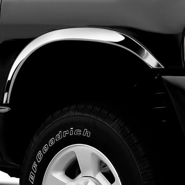 B&I® - Polished Fender Trim