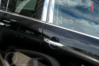 B&I® PP11001-C - Chrome Pillar Posts (6 Pcs)
