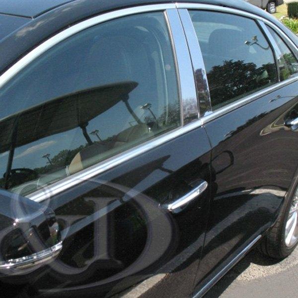Cadillac XTS 2013 Pillar Posts