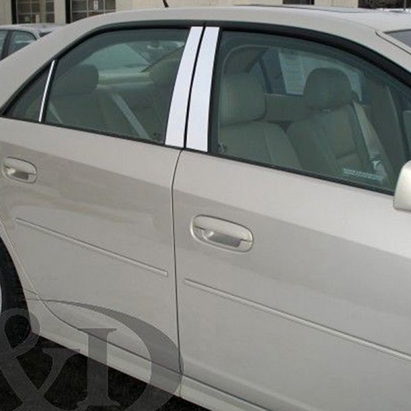 Cadillac CTS 2003 Pillar Posts