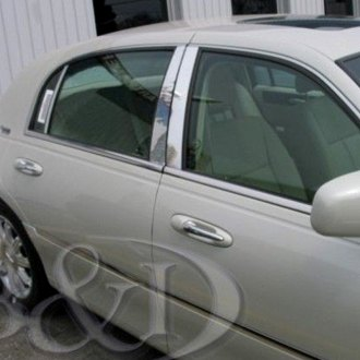 Lincoln Town Car Chrome Trim Accessories Carid Com
