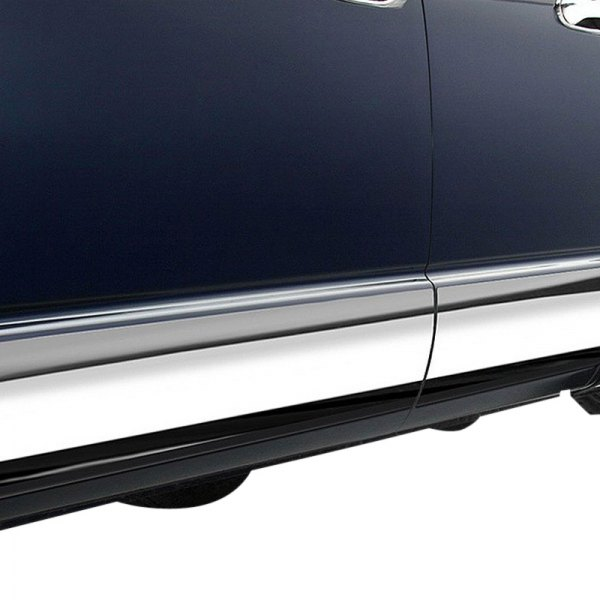 B&I® - Polished SP-Fit Rocker Panel Covers