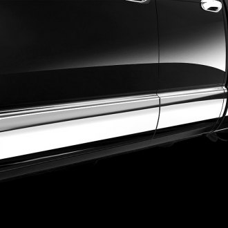 B&I® - Chrome Rocker Panels