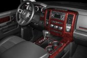 B&I® - Dodge Ram 3D Molded Dash Kit