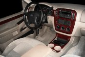 B&I® - Ford Explorer 3D Molded Dash Kit