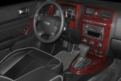 B&I® - Hummer H3 3D Molded Dash Kit