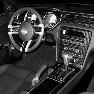 B&I® - Carbon Fiber Dash Kit