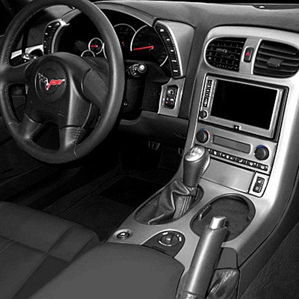 B Amp I 174 Brushed Aluminum Dash Kit