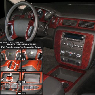 B&I® - 3D Molded Large Dash Kit