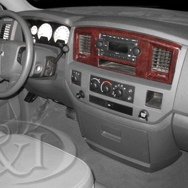 B&I® - Dodge Ram Regular Cab / Mega Cab W/O Navigation ...