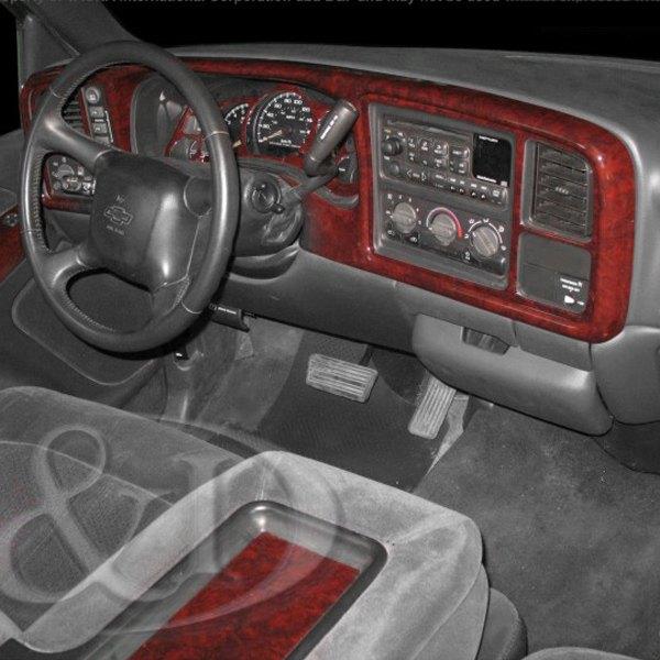 B I Combo Platinum Silver Small Dash Kit 14