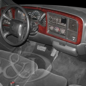 B&I® - 3D Molded Full Dash Kit