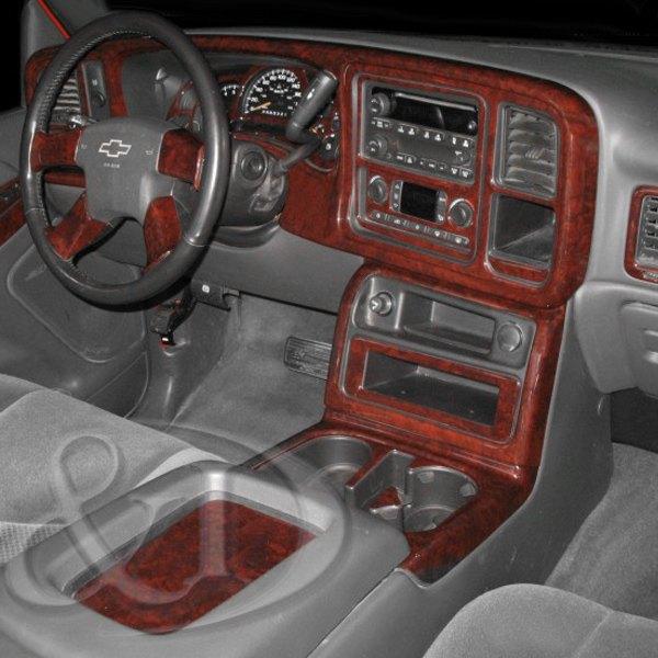 B I Combo Platinum Silver Full Dash Kit 24