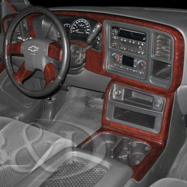 Chevy Tahoe 2003 3D Small Dash Kit