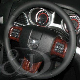 B&I® - 3D Steering Wheel Spoke Insert