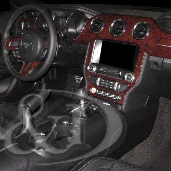 B I Combo Platinum Silver Small Dash Kit 13
