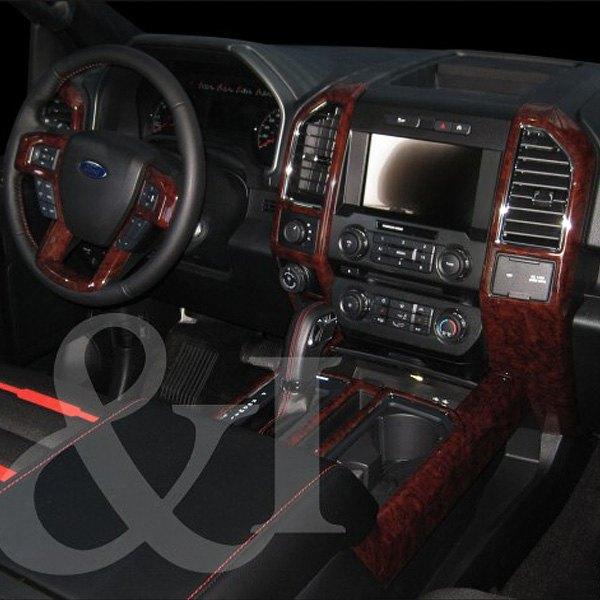 Lariatplatinum Dash Install Xlt Ford F150 Forum