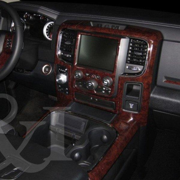 B I Combo Platinum Silver Large Dash Kit 52