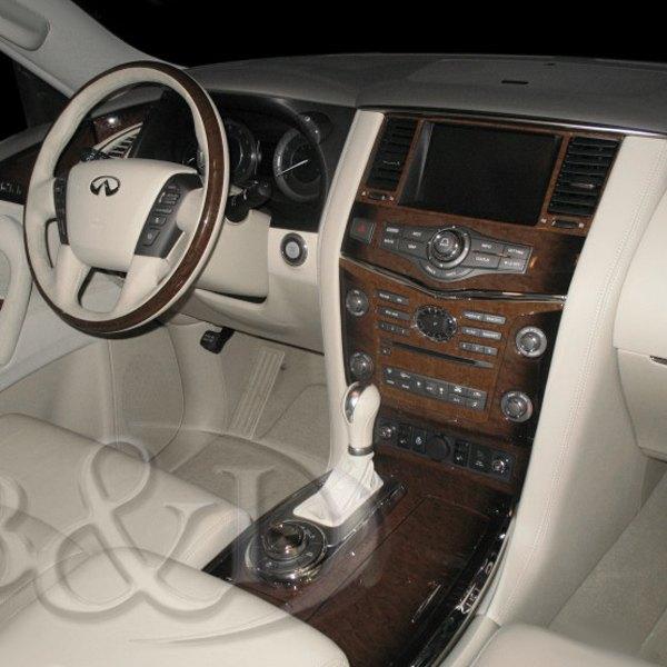 2005 Infiniti Qx Interior: Infiniti QX56 2011-2013 2D Main Dash Kit