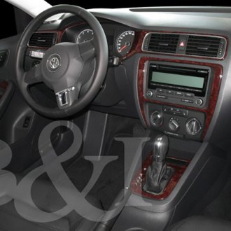 B&I® - Brushed Aluminum Dash Kit
