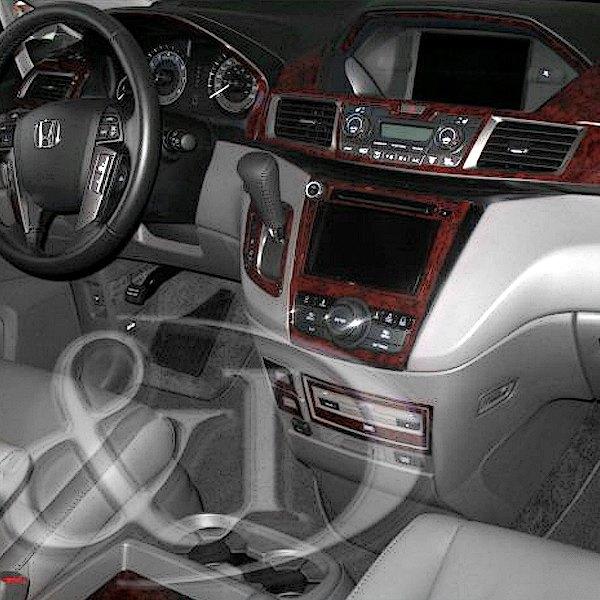 B I Honda Odyssey 2014 2017 2d Small Dash Kit