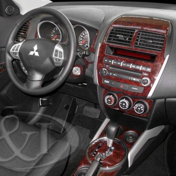 B I Mitsubishi Outlander Sport 2011 2d Large Dash Kit