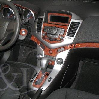 2014 Chevy Cruze Custom Dash Kits