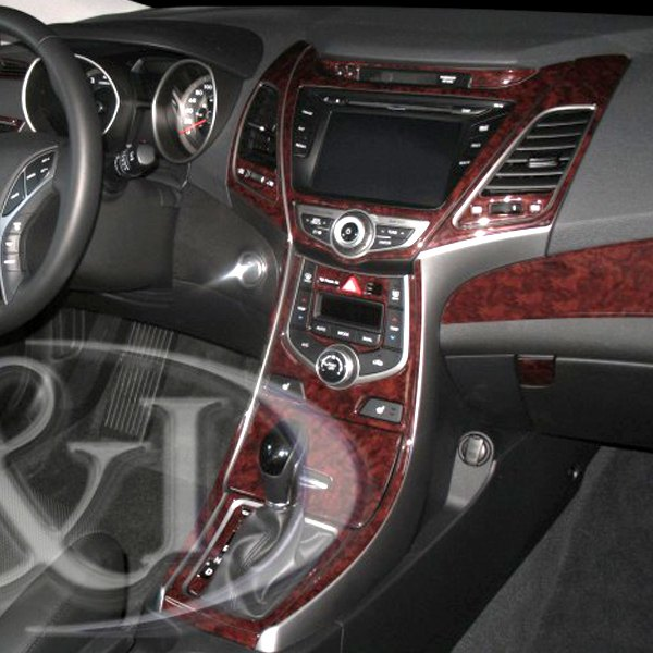Bu0026I®   2D Platinum Silver Small Dash Kit (15 ...