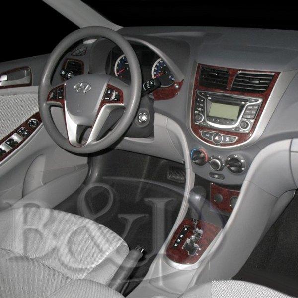 Bi Hyundai Accent 2012 2d Medium Dash Kit