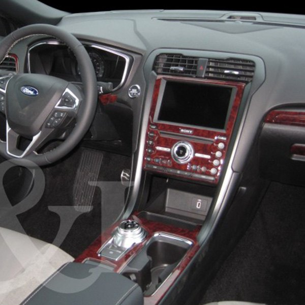 Ford Fusion 2017-2018 2D Large Dash Kit
