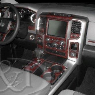 2013 Ram 2500 Color Dash Kits Interior Trim