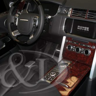 B&I® - 2D Small Dash Kit