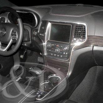 2017 Jeep Grand Cherokee Camo Dash Kits