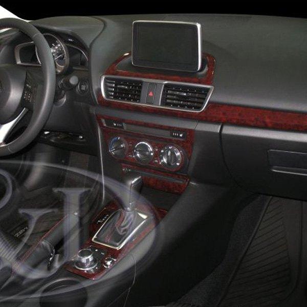 Metra 95-7504 Double Din Car Stereo Installation Dash Kit for 2004-2009 Mazda 3