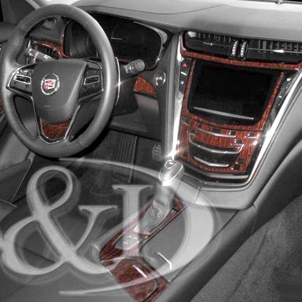 Supercars Gallery: Cadillac Cts V Dash