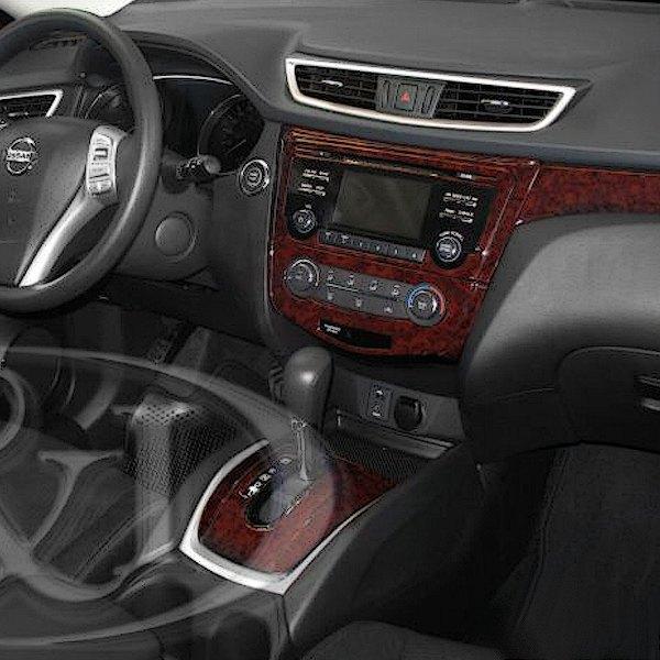 2014 Nissan Sentra Interior: Nissan Rogue 2014-2015 2D Medium Dash Kit