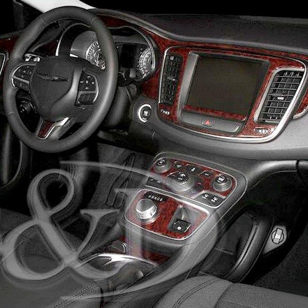 Chrysler 200 C / Limited / LX / S 2015 2D Large