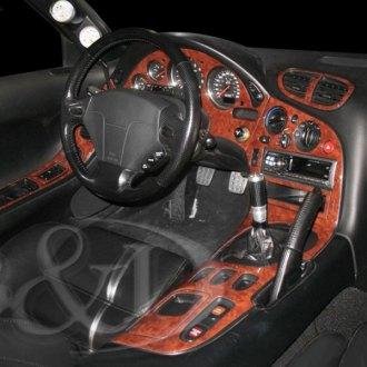 mustang 2018 custom. b\u0026i® - 2d large dash kit mustang 2018 custom