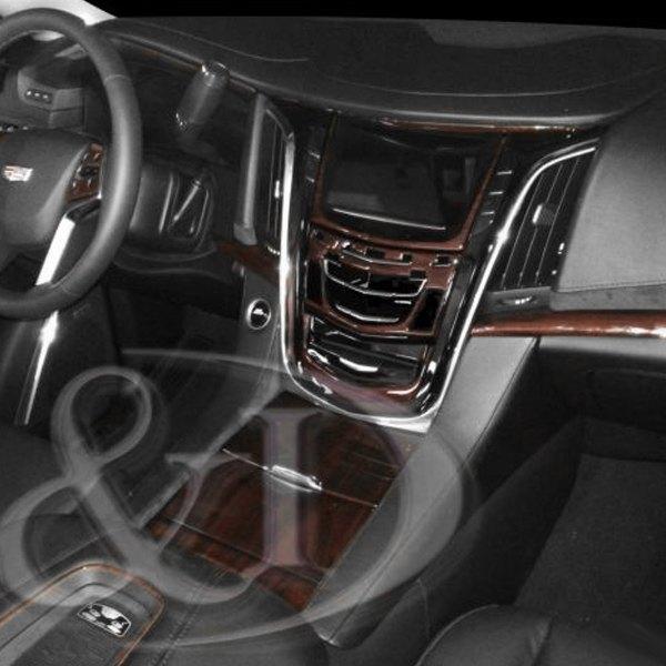 Cadillac Regular SUV 2019 2D Dash Kit
