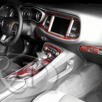 2017 Dodge Challenger Color Dash Kits Interior Trim