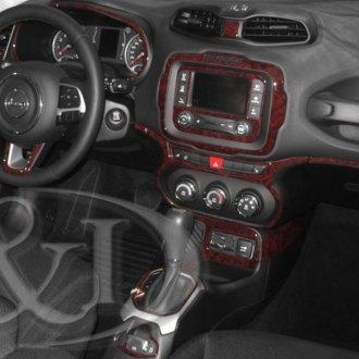 2019 Jeep Renegade Custom Dash Kits Carid Com