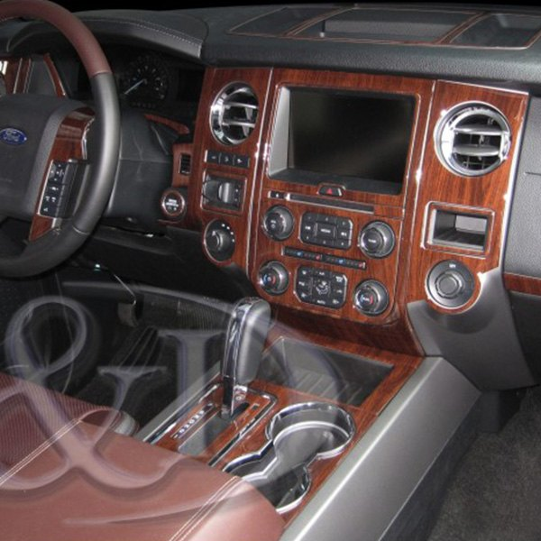 2015 Ford Expedition Interior Colors: Ford Expedition 2015 2D Large Dash Kit