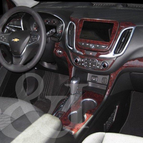 2018 Chevy Equinox Interior: Chevy Equinox 2018 2D Small Dash Kit