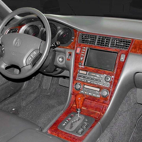 Acura RL 1997 2D Large Dash Kit