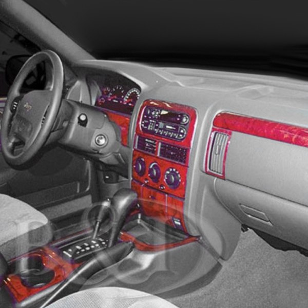 b i jeep grand cherokee 2002 2d dash kit b i 2d dash kit