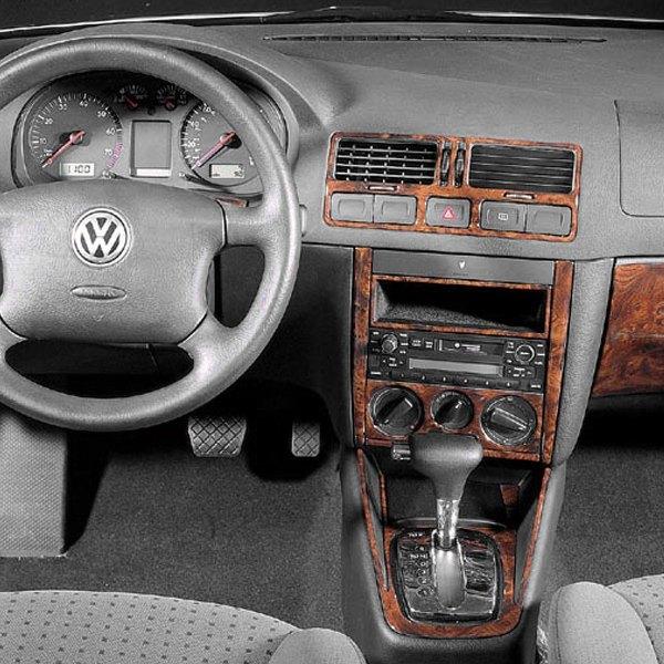 Bi Volkswagen Jetta 2004 2d Large Dash Kit