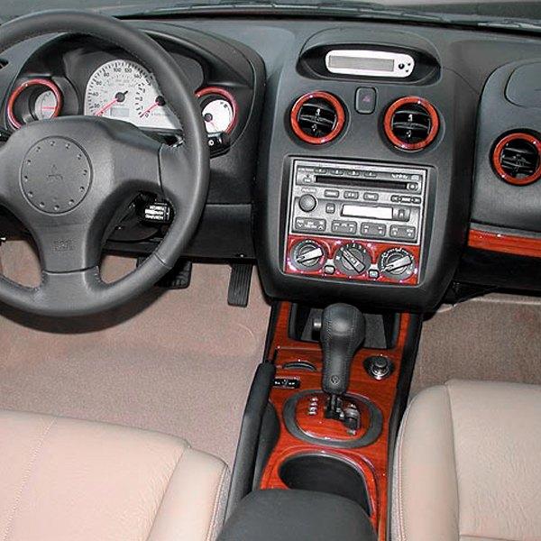 B I Mitsubishi Eclipse 2003 2d Full Dash Kit
