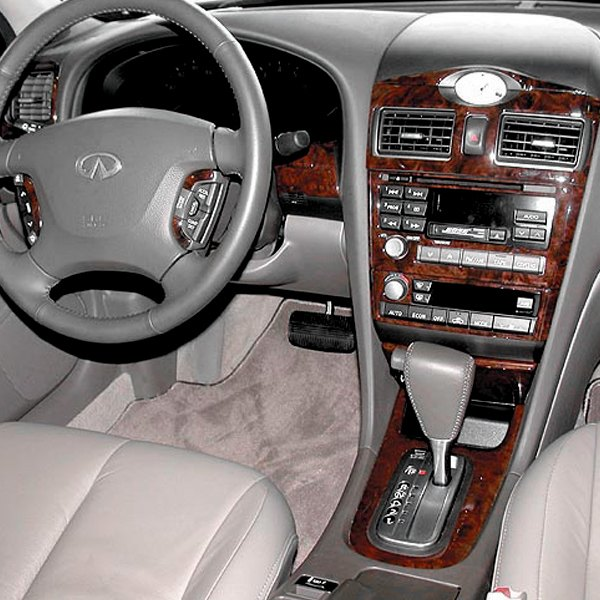 2000 Infiniti Qx Interior: Infiniti I30 2000 2D Full Dash Kit
